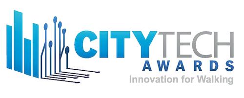 Top 5 – City Tech Award By Walk 21 Hong Kong